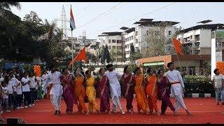 Aali Thumkat Naar Lachkat | Mumbai Pune Mumbai 3 | Nisarg Greens