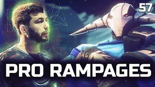 Dota 2 PRO Rampages #57