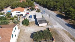 Camp Krka Drone Aerial Video From 2016.