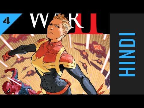 Marvel CIVIL WAR II | Episode 04 | Marvel Comics in Hindi