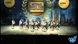 UDA Nationals 2011: Memphis Elite All Stars Senior Hip Hop 1st place