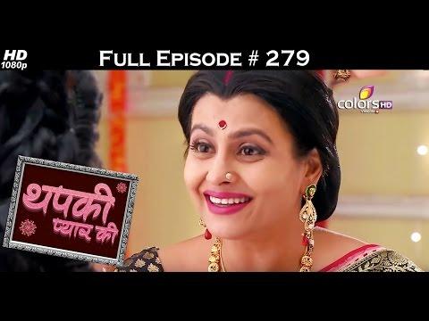 Thapki Pyar Ki - 10th April 2016 - थपकी प्यार की - Full Episode (HD)
