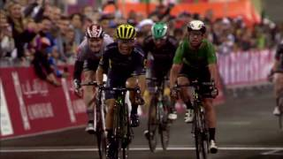 Abu Dhabi Tour 2017: Stage 4 race highlights
