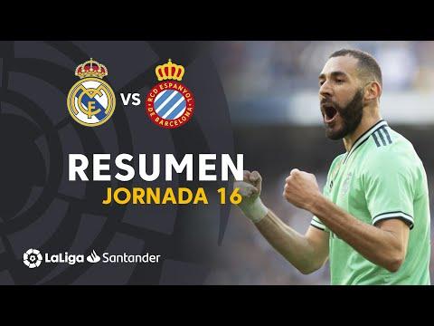 Resumen De Real Madrid Vs RCD Espanyol (2-0)