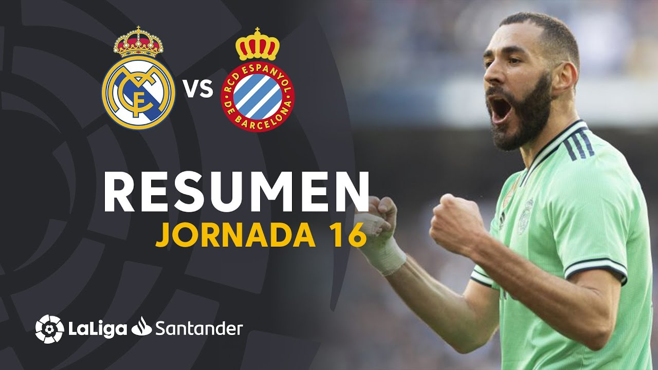 Реал  2-0  Эспаньол видео