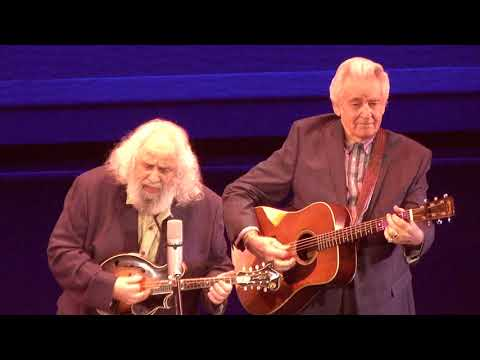 Del McCoury and Dave Grisman Beautiful Brown Eyes 3418 Academy Of Music Northampton, MA