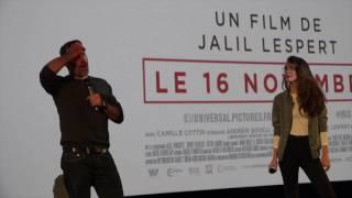 Iris - avant-première (UGC Ciné cités Bercy, Paris)
