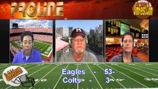 NFL Eagles vs. Colts Monday Night Football Free Pick, September 15, 2014
