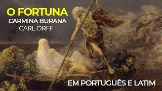 O FORTUNA (Carl Orff) - Legenda em Latim e Tradução Português