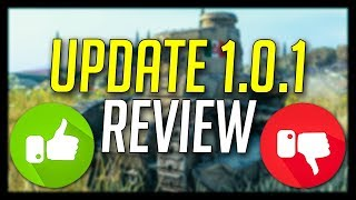 ► World of Tanks Update 1.0.1 Review - All You Need To Know!