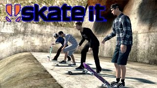 Skate 3 - SwaggerMcSwagger [PS3 Gameplay, Commentary]