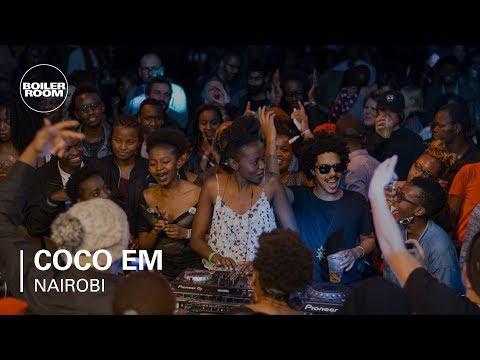 Coco Em African House Mix   Boiler Room x Ballantines True Music Kenya