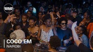 Coco Em African House Mix | Boiler Room x Ballantines True Music Kenya
