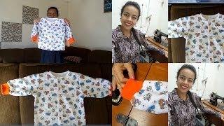 Vídeo aula Costure um moletom com Alana Santos