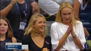Stan Wawrinka vs Novak Djokovic US Open 2016 Final Highlights
