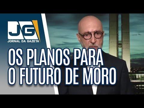 Os planos para o futuro de Sergio Moro
