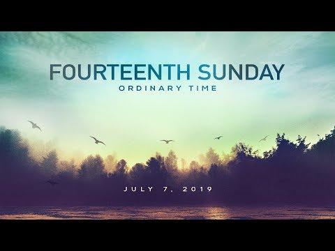 Weekly Catholic Gospel Reflection For July 7, 2019 | Fourteenth Sunday of Ordinary Time