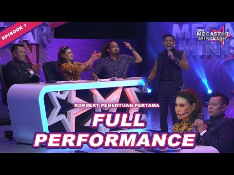 Ceria Megastar Ministar - EP 1 [FULL] | Johan, Nabil, Pak Nil, Mas Idayu