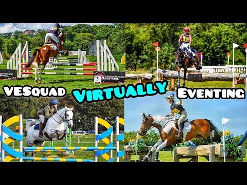 VIRTUALLY EVENTING Round 2 | Em, Lucy, Meg & Tina Head to Head