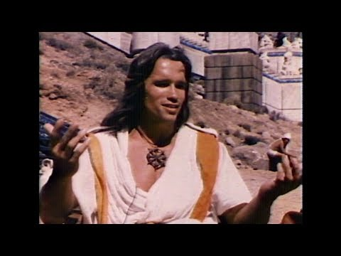 Arnold Schwarzenegger interview on Conan the Barbarian (1982)