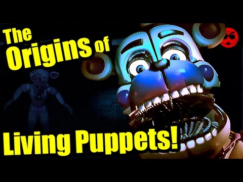 Thumbnail: FNAF Sister Location and the Origin of Deadly Puppets - Culture Shock