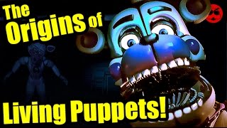 FNAF Sister Location and the Origin of Deadly Puppets - Culture Shock thumbnail
