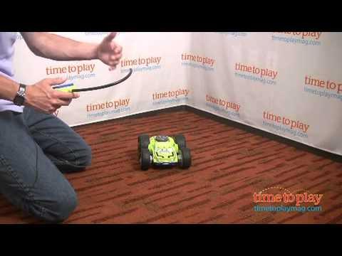 Tonka Chuck Friends Flip The Bounce Back Racer From Hasbro Youtube