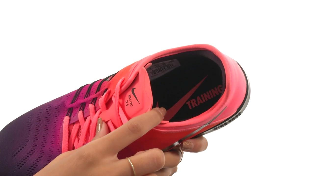 73b0343d4b7a Nike Free TR 6 Spectrum SKU 8767217 - YouTube