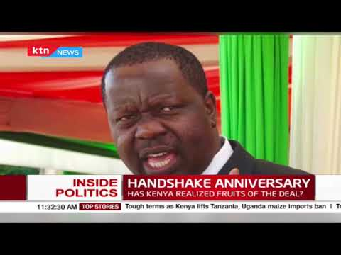 Raila threatens to marshal his troops out of handshake over frustrations | INSIDE POLITICS WITH BEN