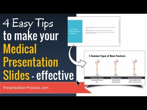 4 Tips To Improve Medical Presentation Slides (PowerPoint Tips)