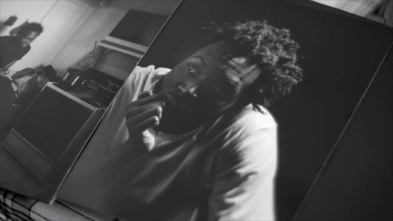 20x20 24x24 Poster Saba Care For Me New Album 2019 Hip Hop Rap Cover K-453