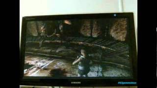 Silent Hill 3 - Last boss GLITCH W/ NO HITS - Hard mode