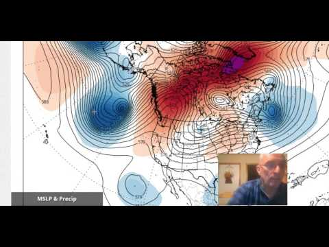 East Pacific Oscillation Key to Pattern Change (10302016)