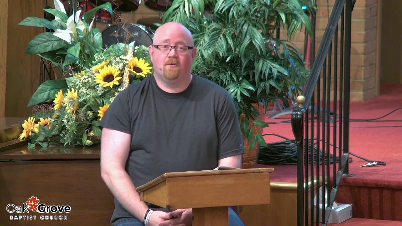 GroveGroups Sunday School Lesson (September 5, 2021)