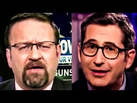 Sebastian Gorka Possesses Sam Seder During MSNBC Appearance