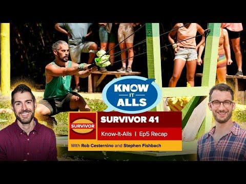 Survivor 41 Know-It-Alls | Episode 5 Recap - Rob Has a Podcast