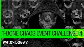 Watch Dogs 2: T-Bone Chaos Event – Challenge 4