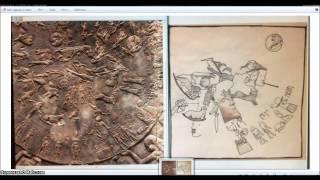Mila Kunis Stalker Escapes. Rev 12 Dragon and Woman Illuminati Freemason Symbolism.