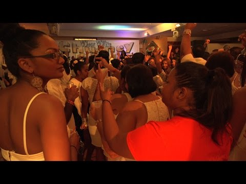 DANCING NON STOP, PARTY with ANGELS CARIBBEAN BAND,Chutney Glow 2016