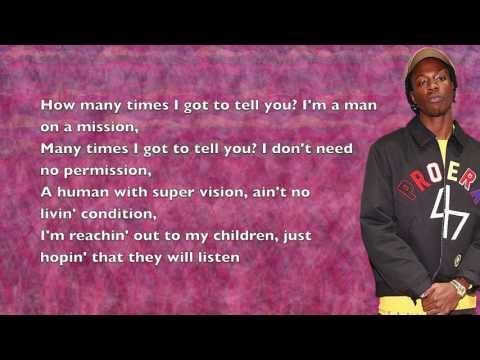 Joey Bada$$ - Land Of The Free - Lyrics