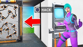 HACK The Computers To UNLOCK THE DEATHRUN