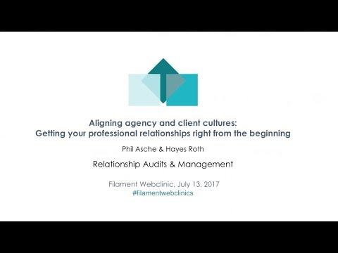 Aligning Agency and Client Cultures