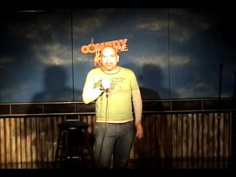 Jason Stuart - Outrageous Comedy Live Part 1