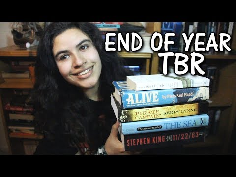END OF YEAR TBR! - 2017