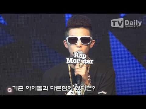 [tvdaily]  힙합아이돌, 신인그룹 방탄소년단 쇼케이스