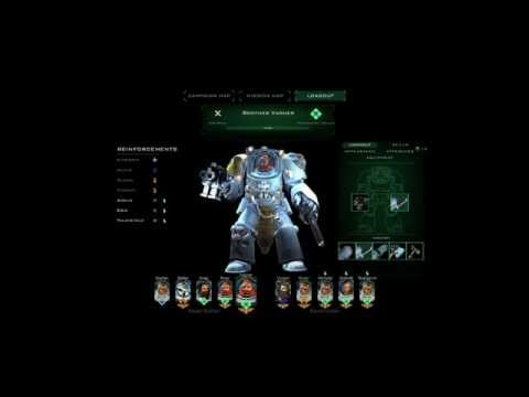 Space Hulk Ascension - Classes Mini Video