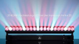 impression X4 Bar Produktvideo
