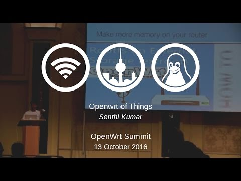 Openwrt of Things