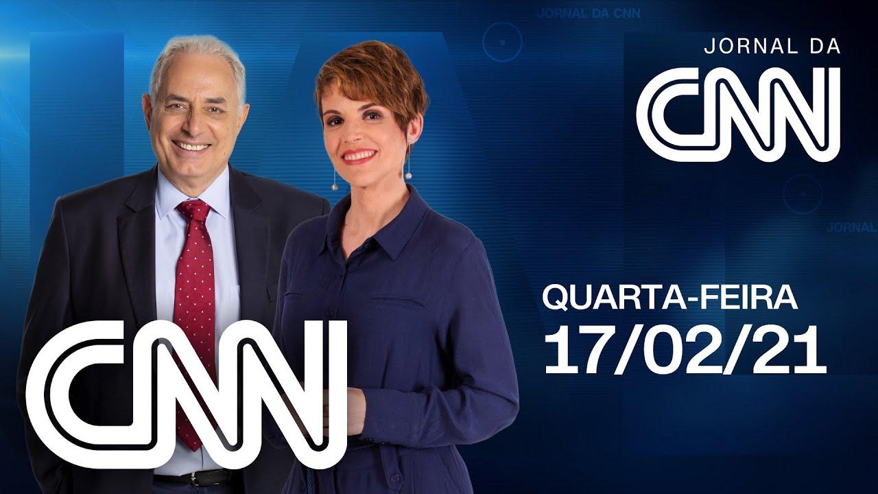 JORNAL DA CNN - 17/02/2021