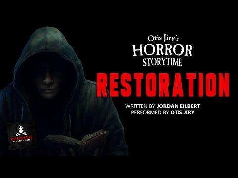 "ASMR HORROR STORYTIME: ""Restoration"" creepypasta - COMPLETE SERIES 2+ HOURS"